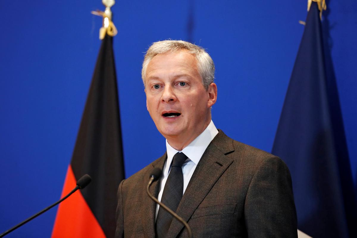 France engaged constructively in failed FCA-Renault talks: Le Maire