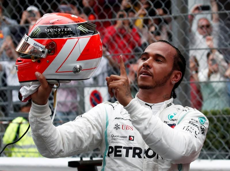 Let's get physical and more diverse, says Hamilton