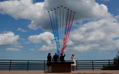 D-Day 75th anniversary commemorations