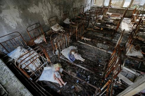 Ghosts of Chernobyl