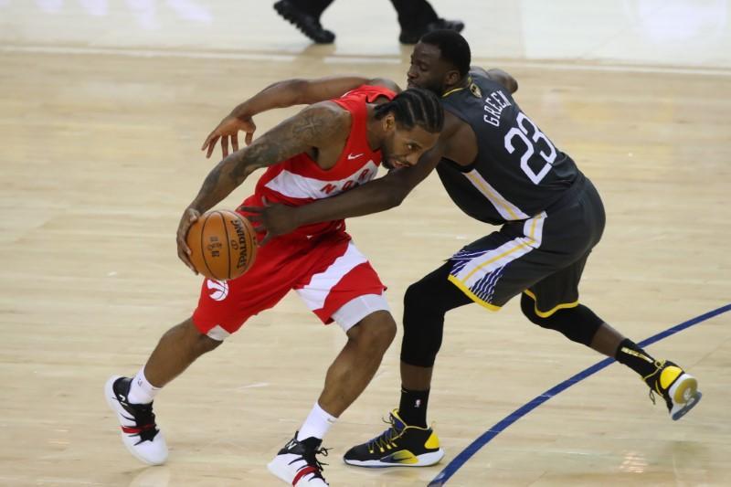Raptors now heavy favorites to knock off Warriors