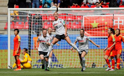 Women's World Cup: Day 2