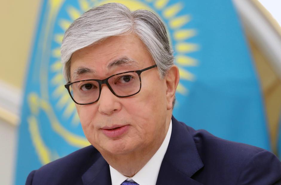 Image result for kassym-jomart tokayev elected kazakhstan president