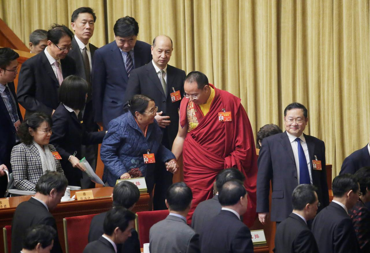 China Says Its Panchen Lama Made First Trip Outside Country
