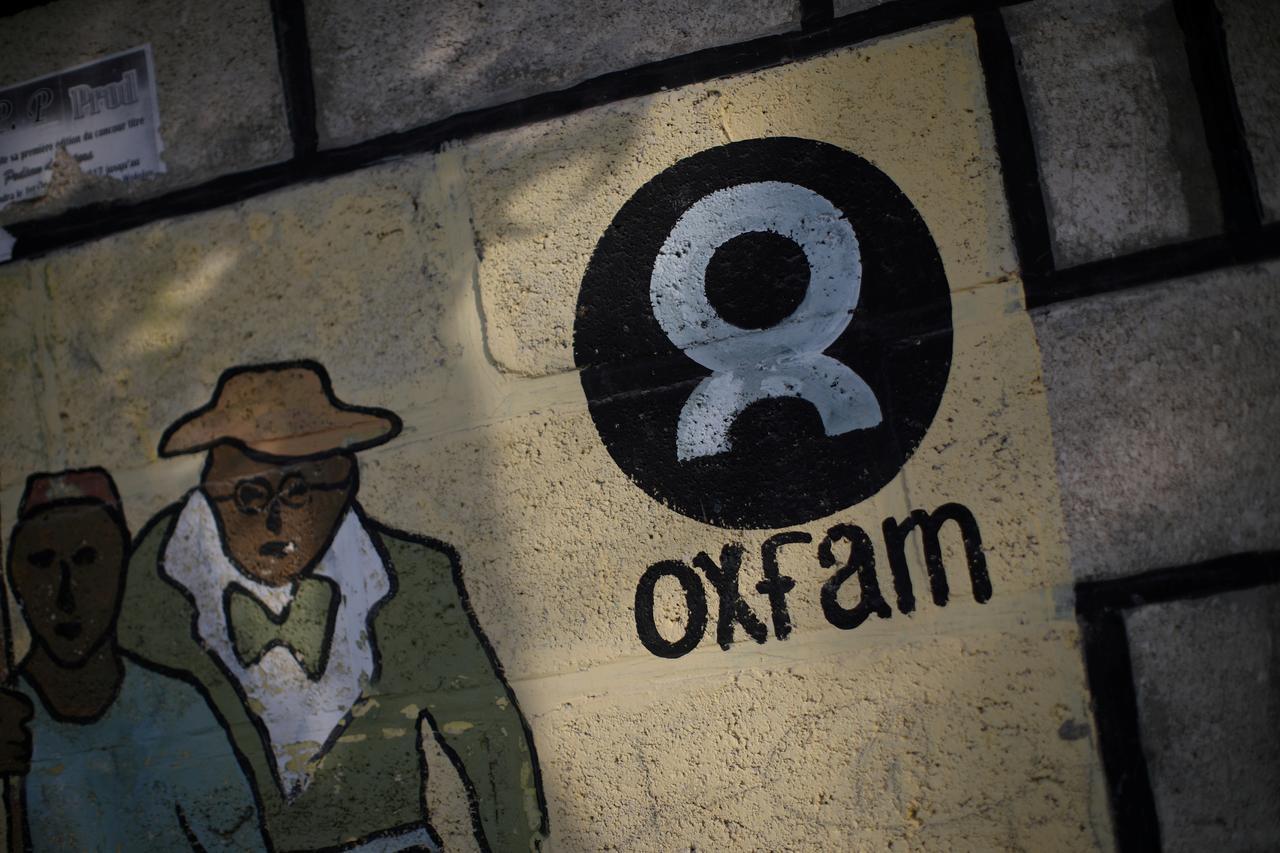 Oxfam criticized by UK regulator over Haiti sex abuse