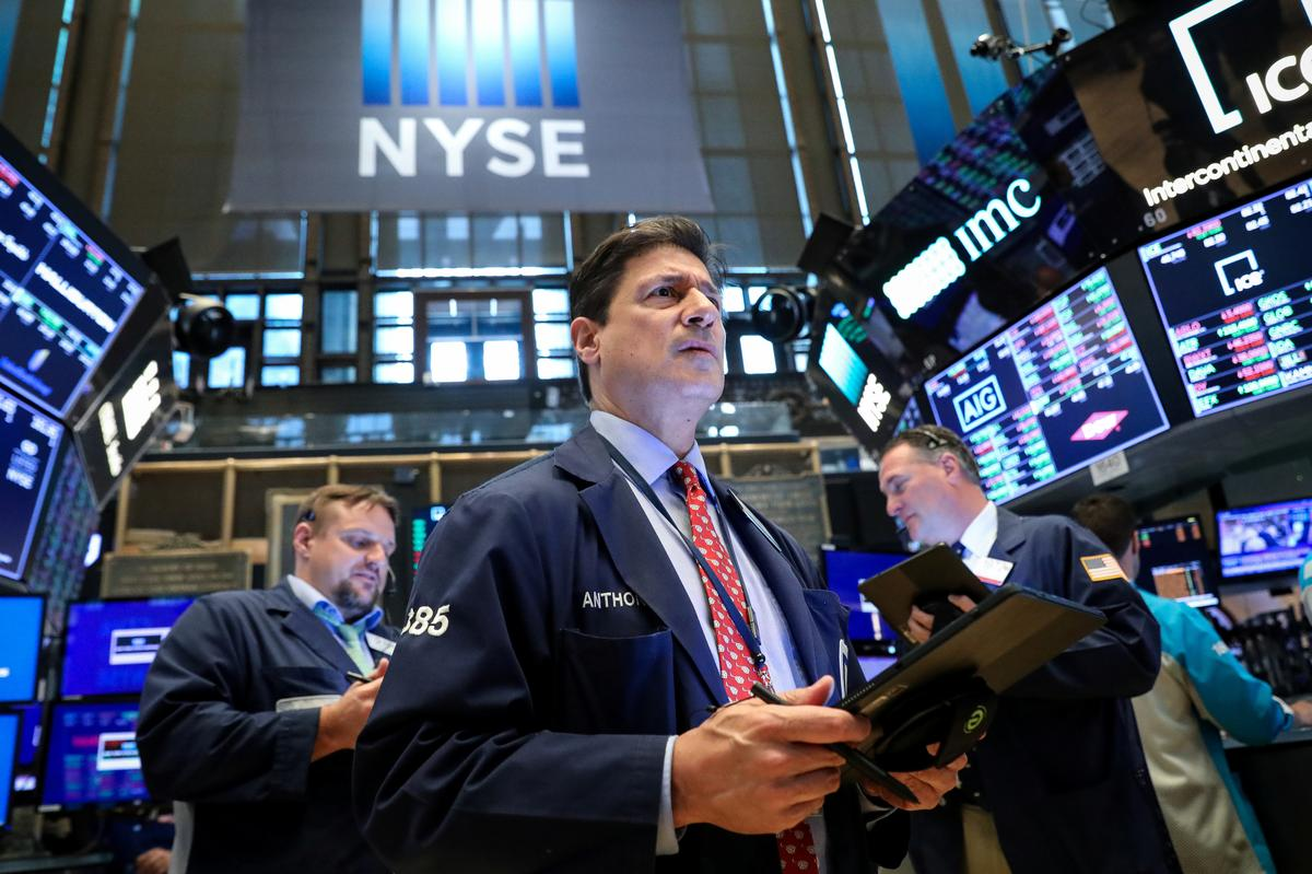 Wall Street rally loses steam as industrials drag