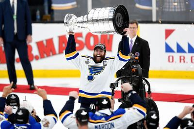 St. Louis Blues beat Boston Bruins to win first Stanley Cup