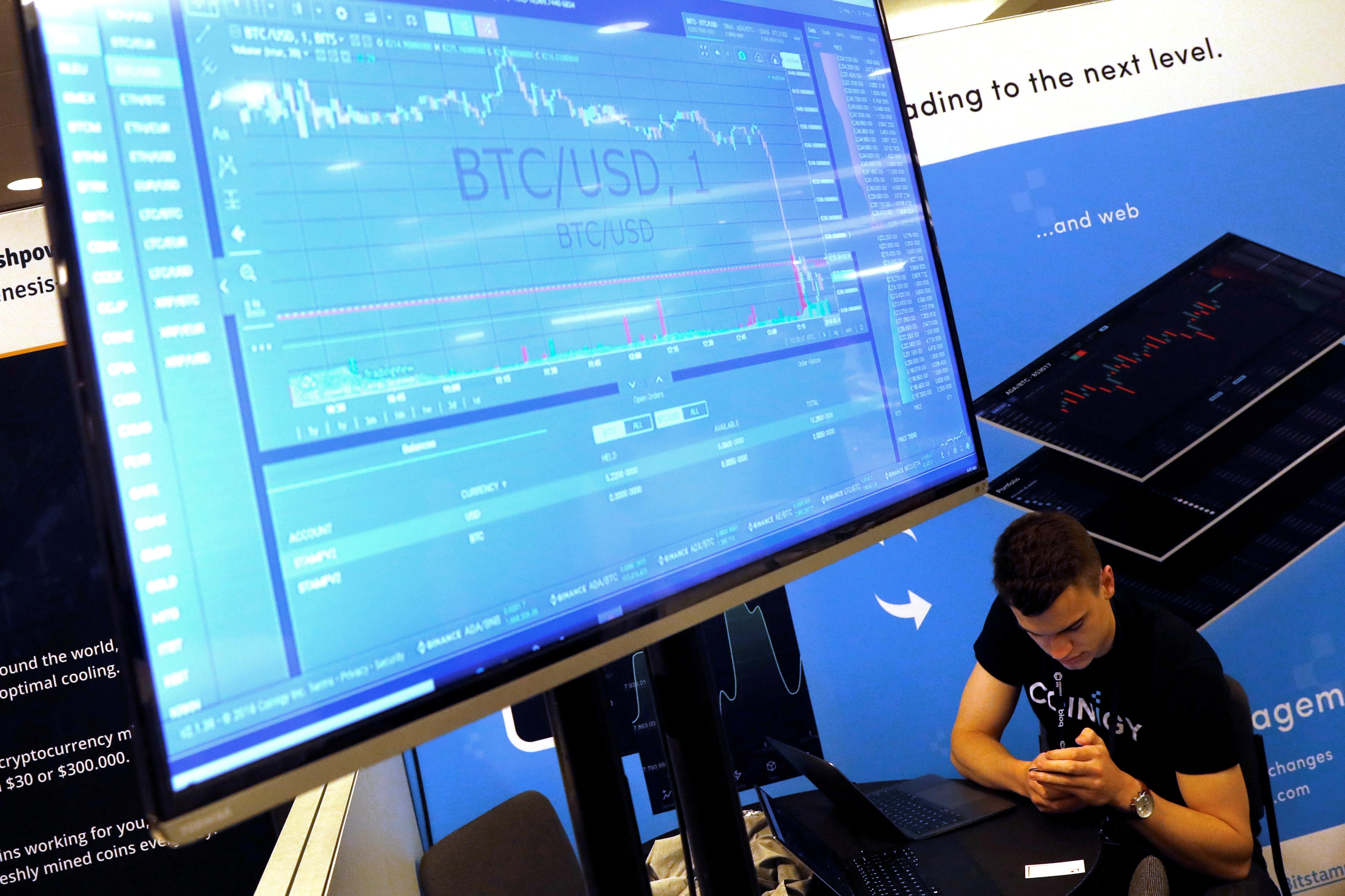 Is bitcoin growing up? Regulated futures boom as investors