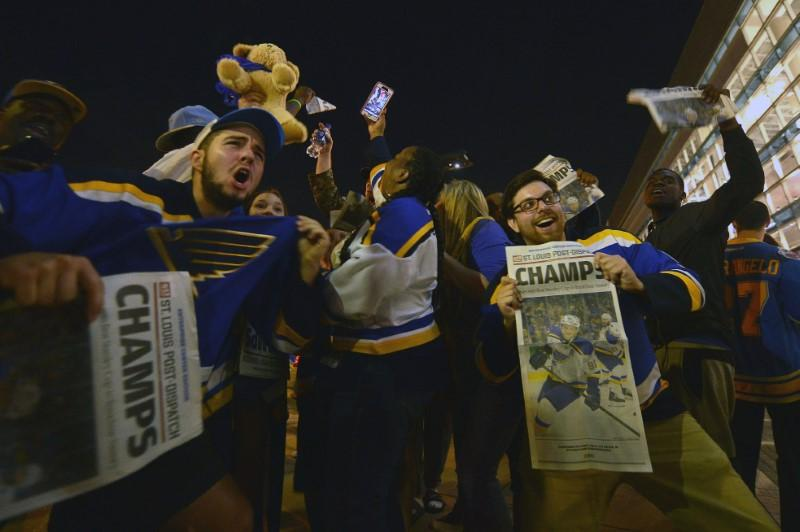 Blues' Stanley Cup triumph a new dawn for St. Louis