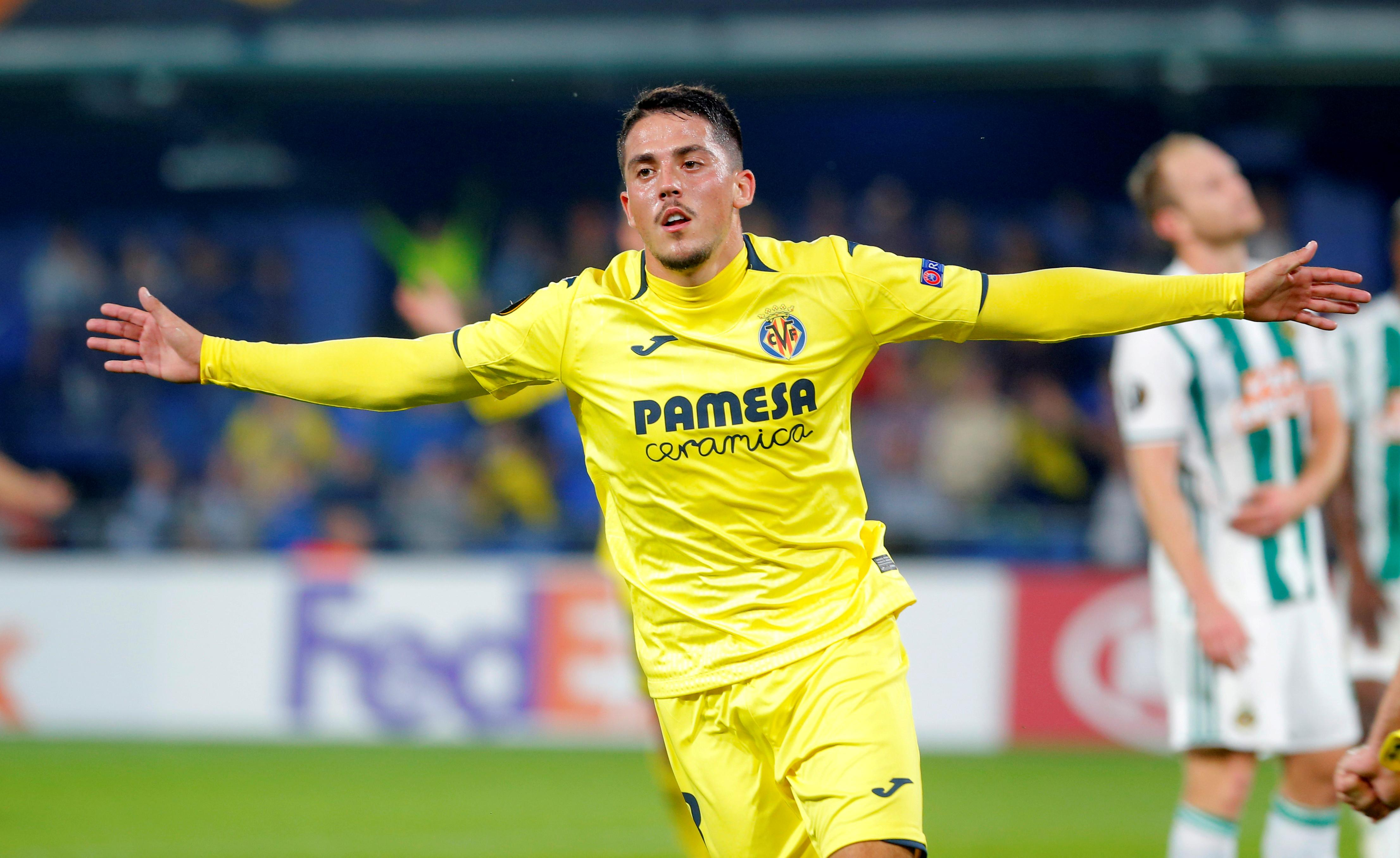 West Ham sign Spanish playmaker Fornals from Villarreal