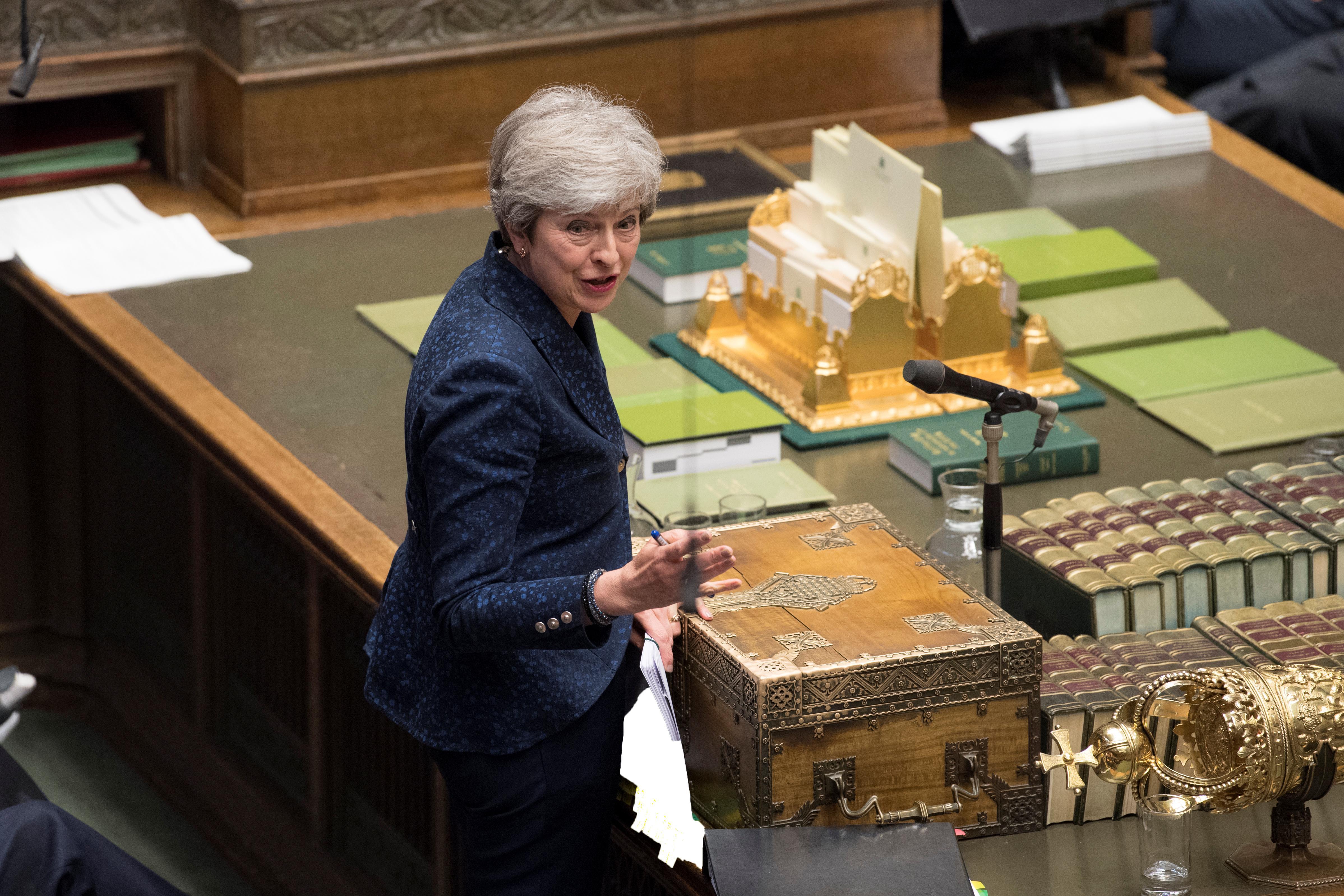 May seeks £27 billion boost for education - Sunday Telegraph