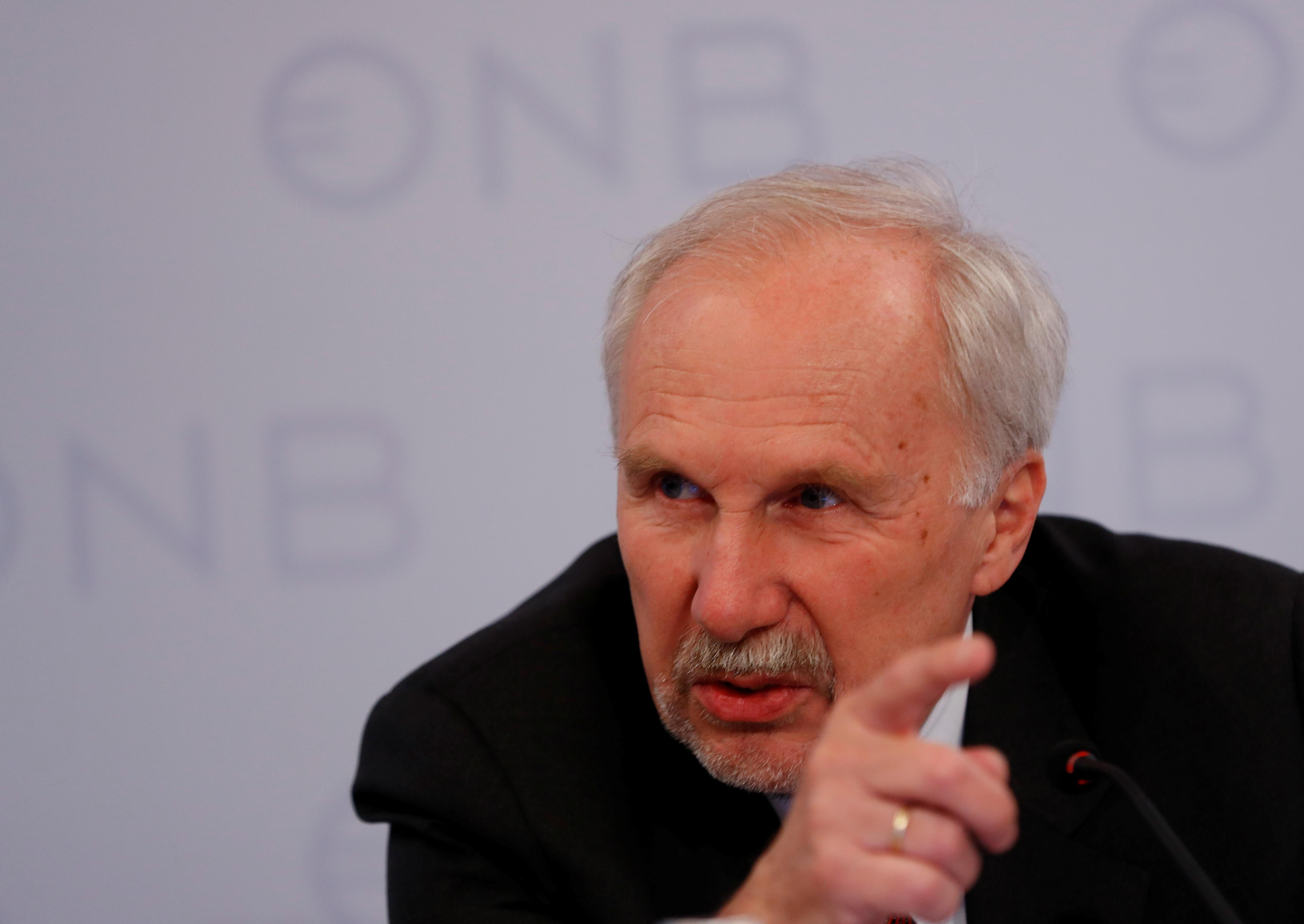 ECB should show flexibility on inflation target: Nowotny