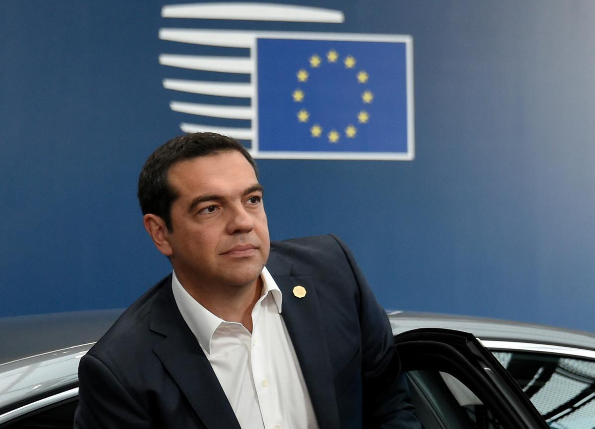 Greek PM says may seek sanctions against Turkey in gas row