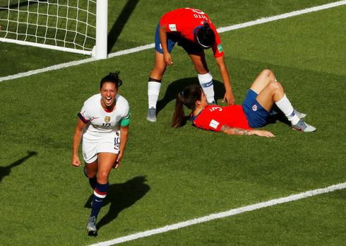 Women's World Cup: Day 10