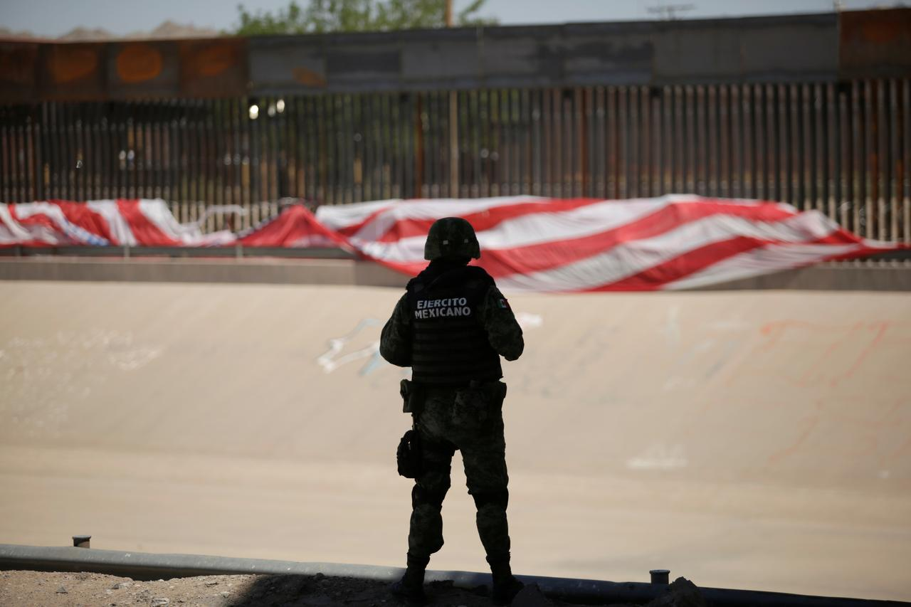 Mexico detains 791 undocumented migrants, National Guard