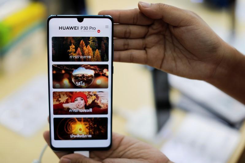 Huawei streicht wegen US-Verbot Umsatzprognose zusammen