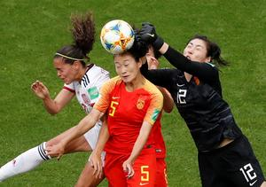 Women's World Cup: Day 11