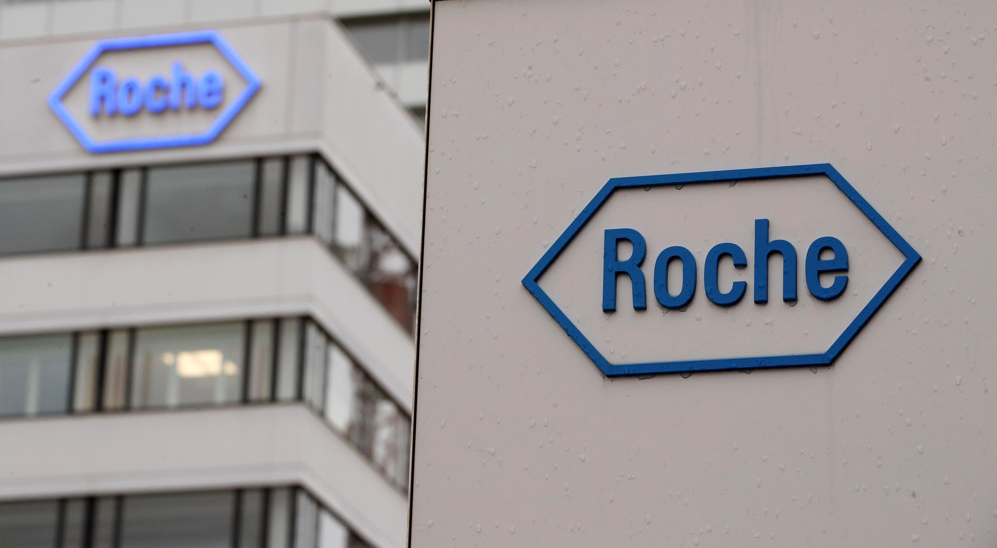 Roche wins Japan approval for personalised cancer drug Rozlytrek
