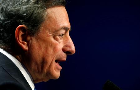 Trump blasts comments by ECB's Draghi, cites unfair competition
