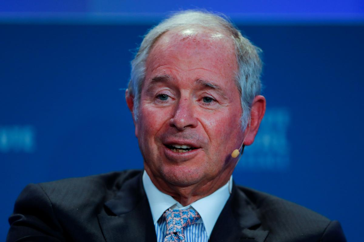 Blackstone chief donates 150 million pounds to Oxford University