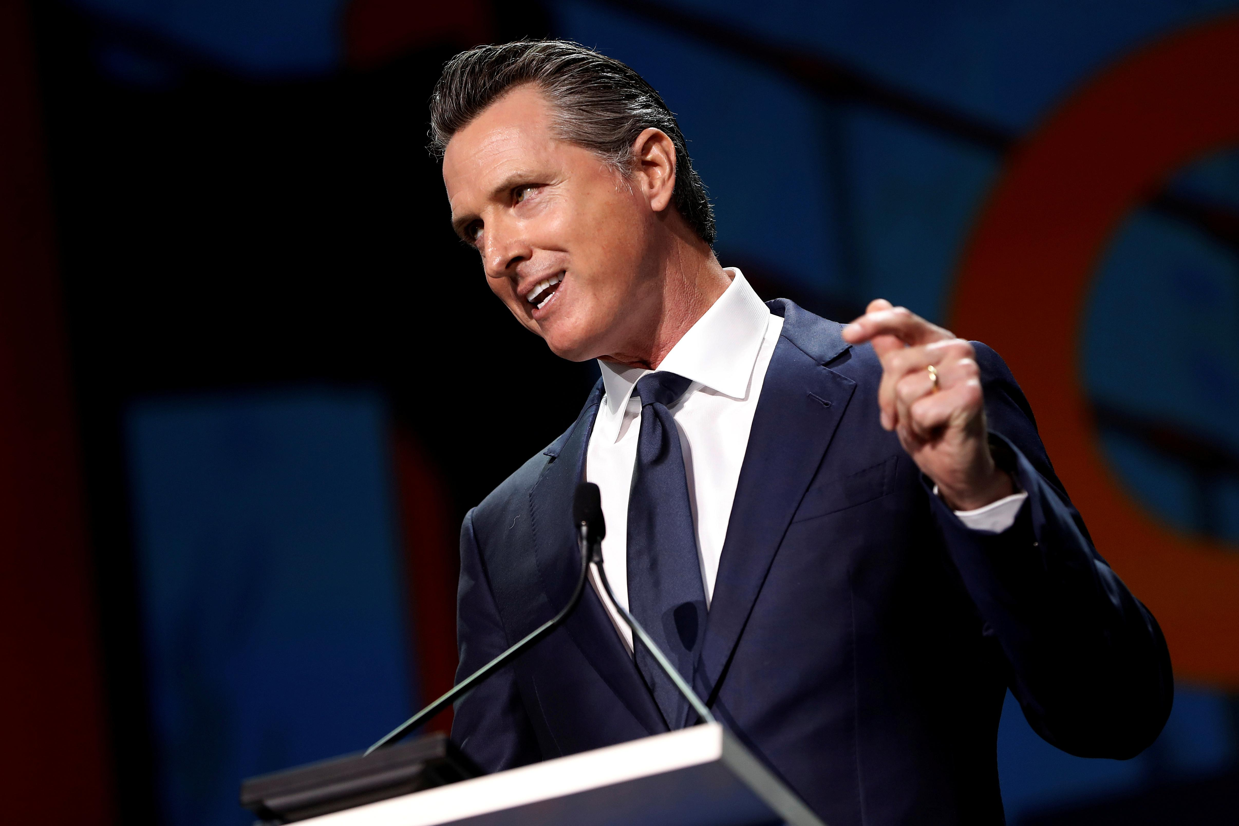California governor apologizes to Native Americans, cites 'genocide'