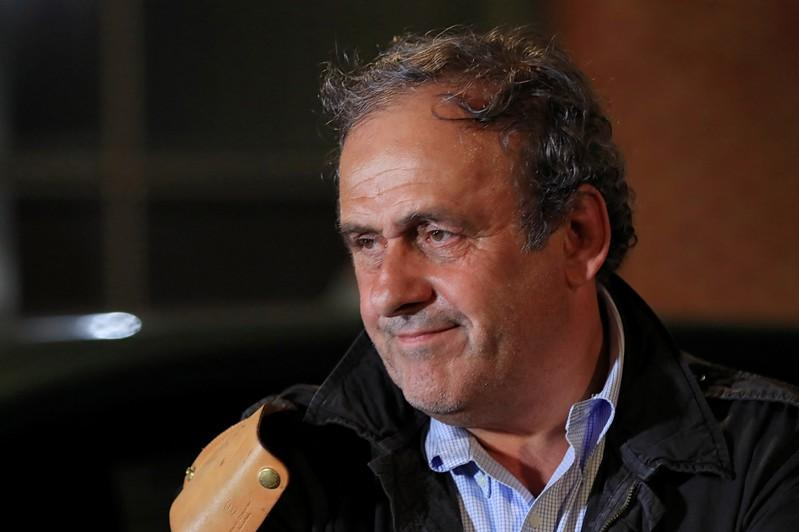 Ex-UEFA head Platini released after being questioned over Qatar World Cup
