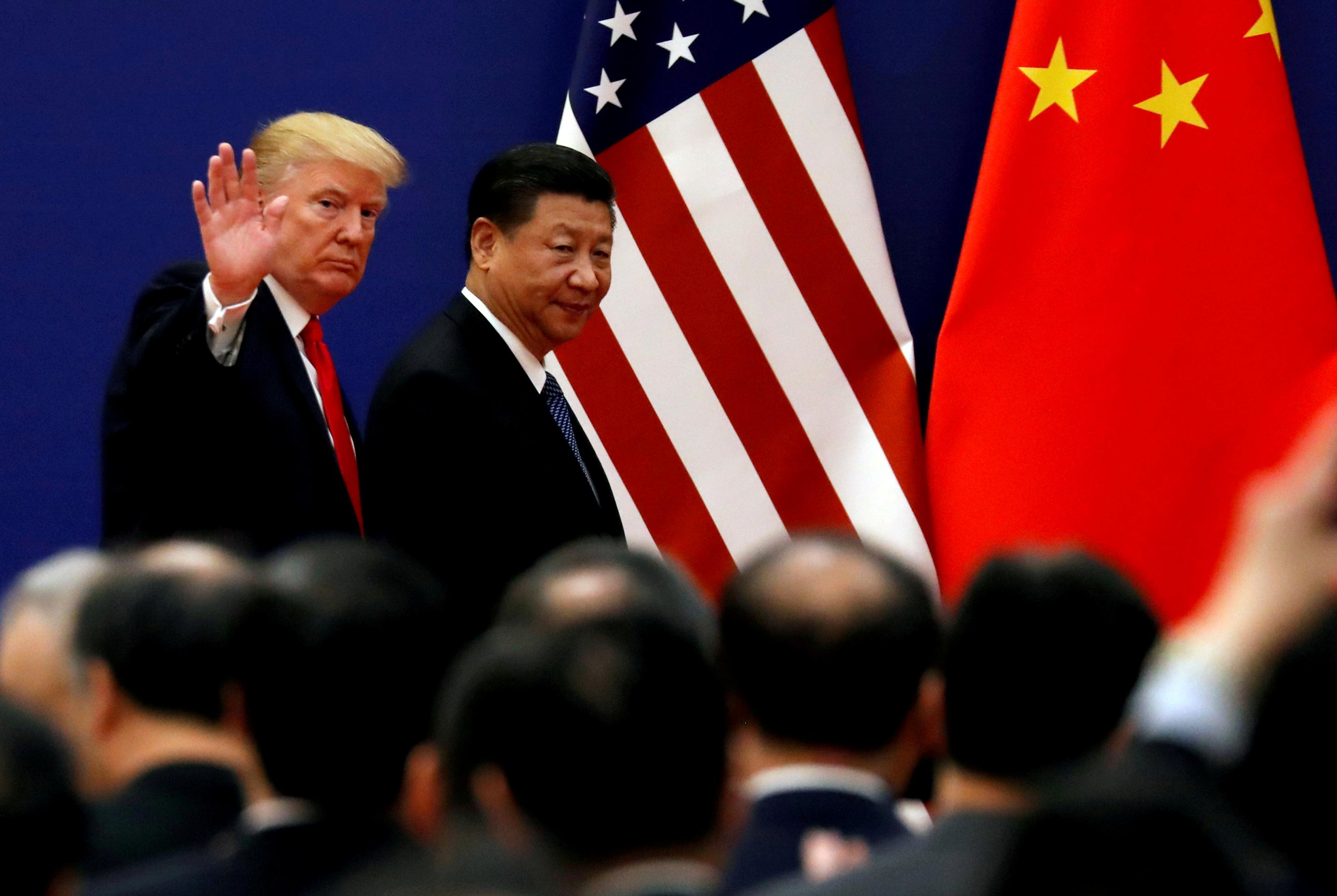 China says Trump, Xi will discuss whatever they want at G20 meeting