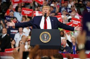 Trump launches 2020 re-election campaign in Florida