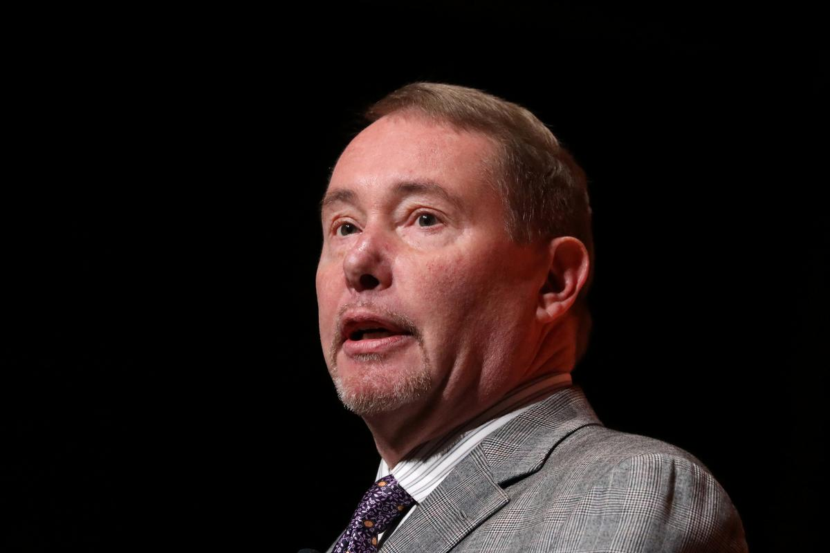 DoubleLine's Gundlach: Fed doing 'what the bond market says – with a lag'