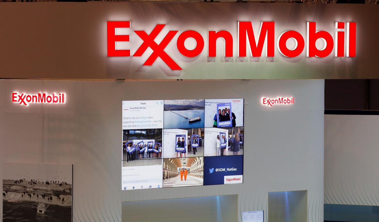 Investor LGIM dumps ExxonMobil from its Future World funds - Reuters