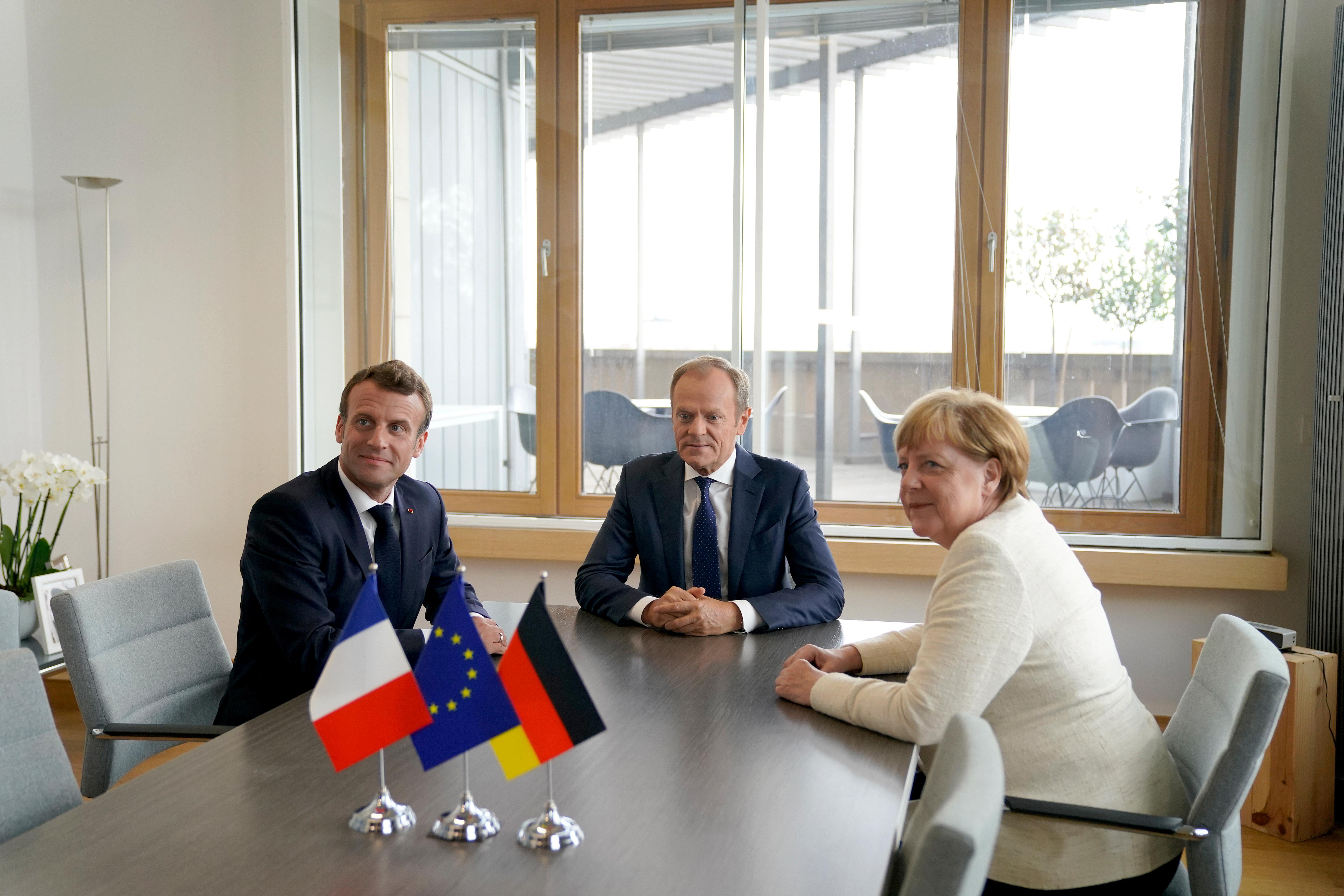 EU aims to complete top jobs jigsaw puzzle on June 30