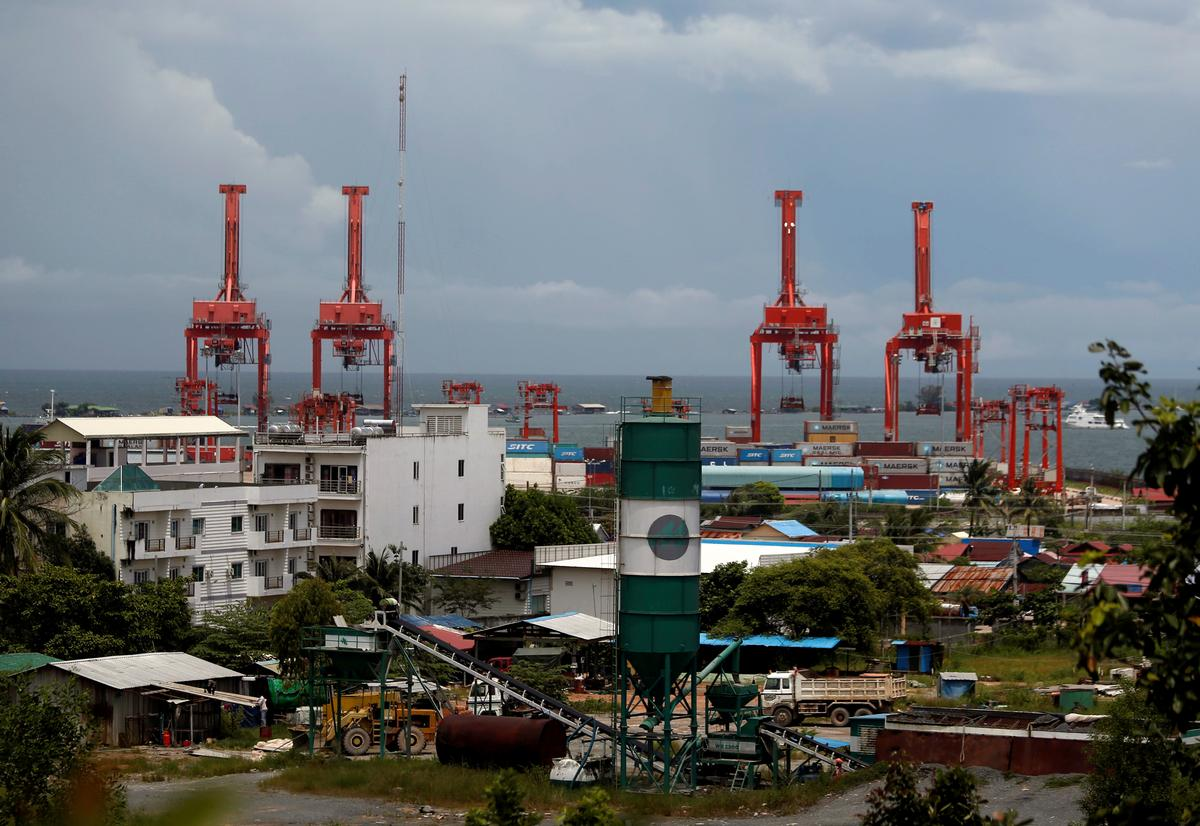 China-owned SEZ in Cambodia denies transhipping to evade U.S. tariffs