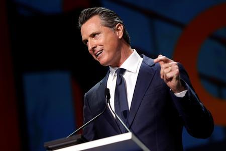California governor proposes $21 billion wildfire fund: media