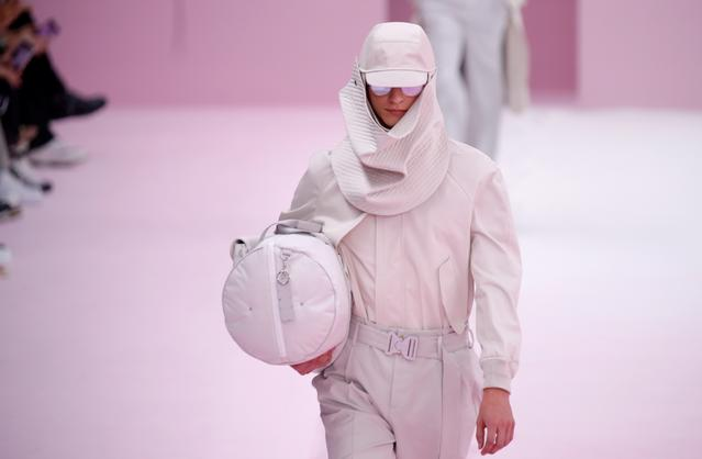 Image result for Kim Jones takes Dior to dreamy wasteland where past, future coexist