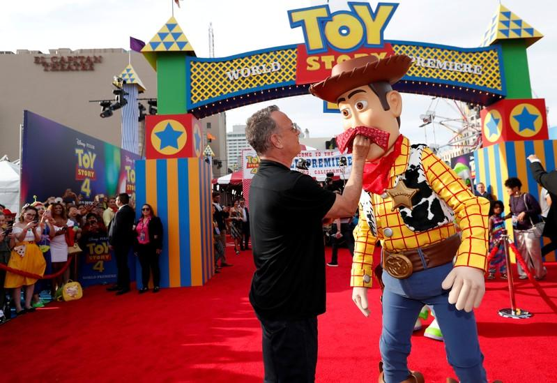 Toy Story 4: un estreno de 118 millones de dólares en taquilla