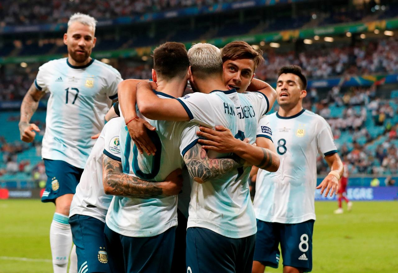 Image result for brazil vs argentina copa america 2019
