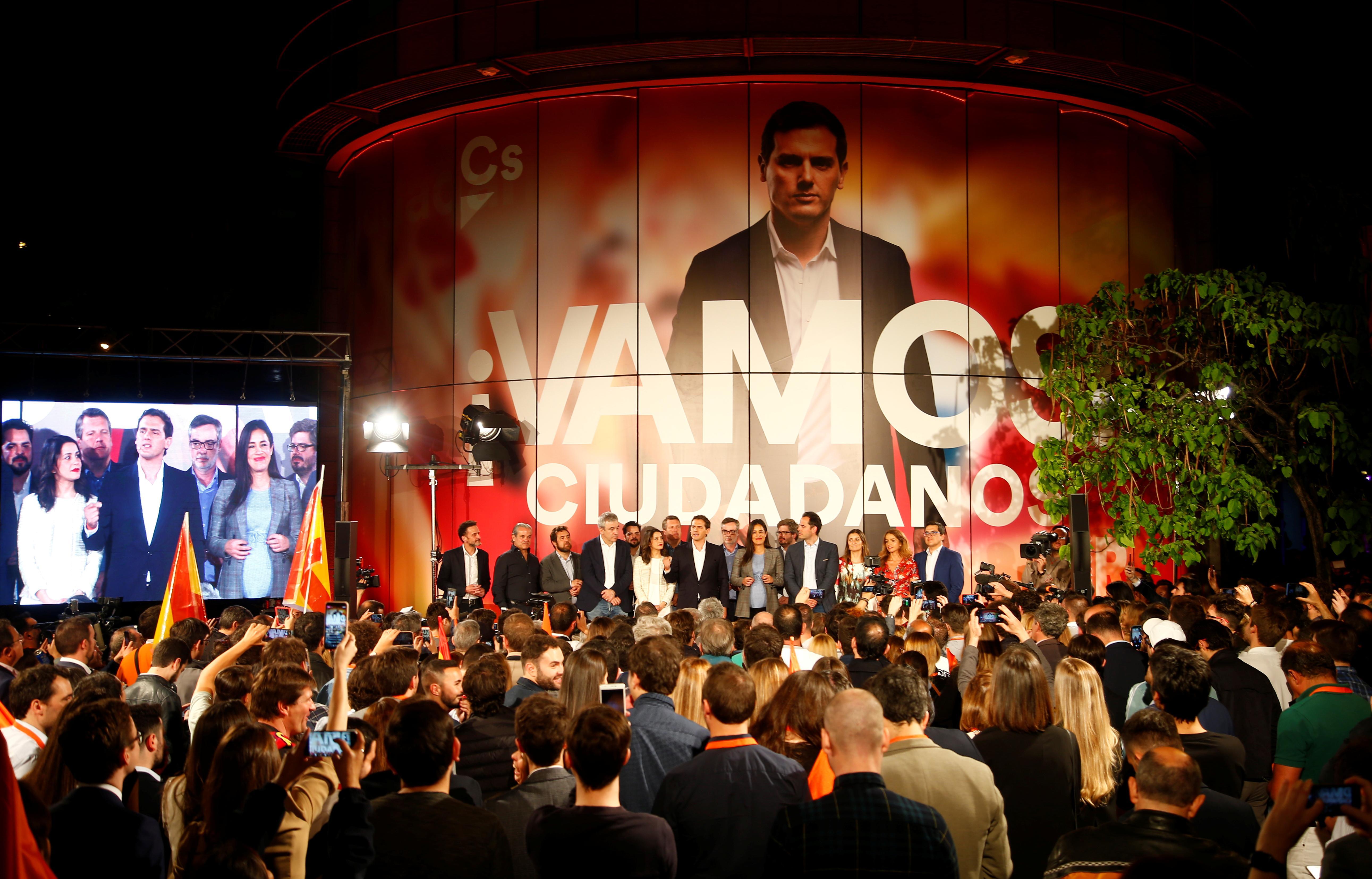 Economic spokesman of Spain's Ciudadanos quits party over far-right deals