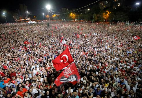 Turkey's opposition strikes blow to Erdogan