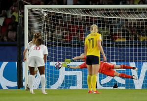 Women's World Cup: Sweden 1 - Canada 0