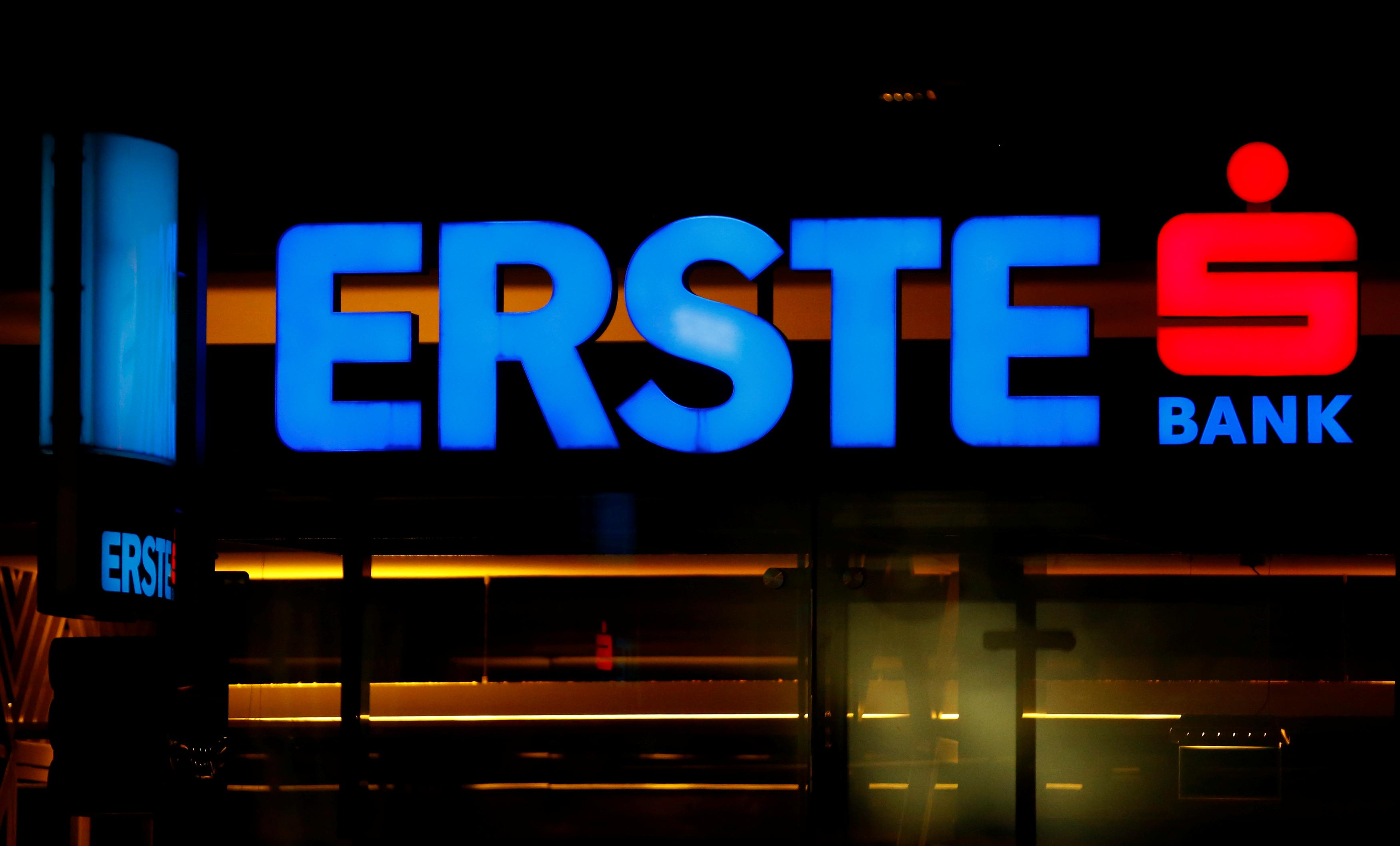 Erste Group sets aside up to 230 million euros for lost legal case in Romania
