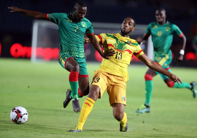 Image result for Debutants Mauritania given harsh 4-1 lesson by Mali