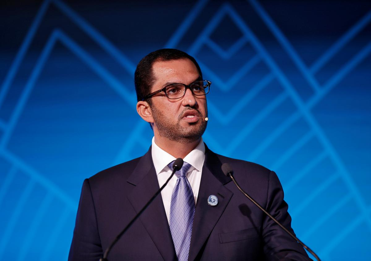 UAE will work to defuse Middle East tension, ADNOC CEO Jaber says