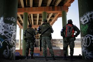 Mexico deploys forces in the north to halt U.S.-bound migration