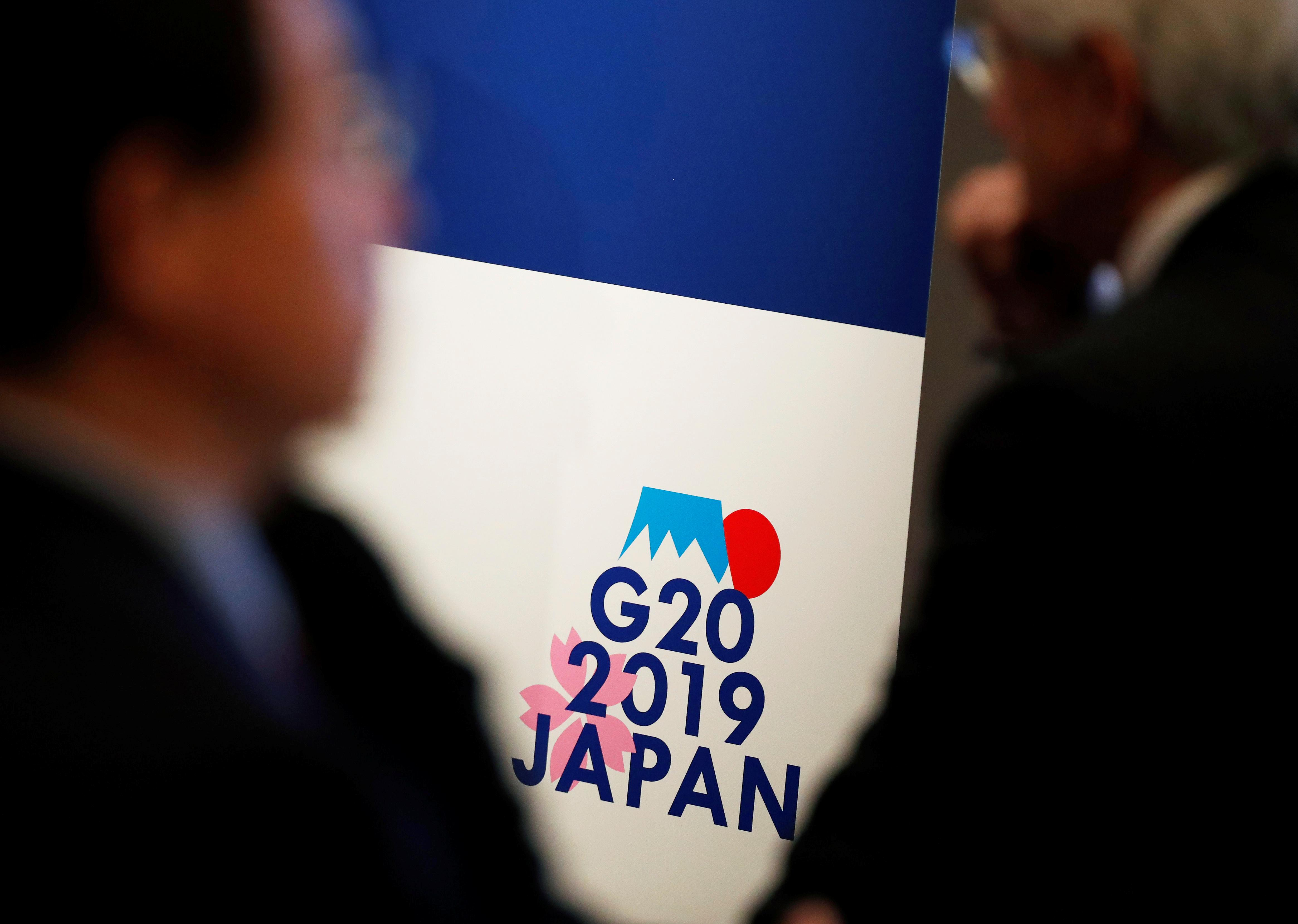 Draft communique of G20 summit backs free trade: Japan media