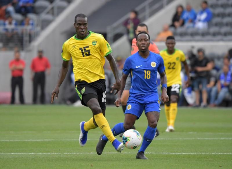 Curacao claim shock quarter-final berth at Gold Cup