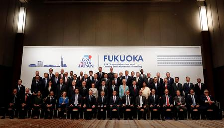 Masters of what universe? Central bankers in a bind as G20 bickers over trade