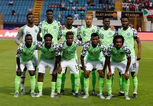 Nigeria receives 'part' of money owed to players for Cup of Nations