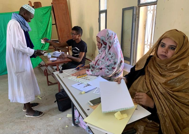 Mauritania opposition candidate challenges presidential election...