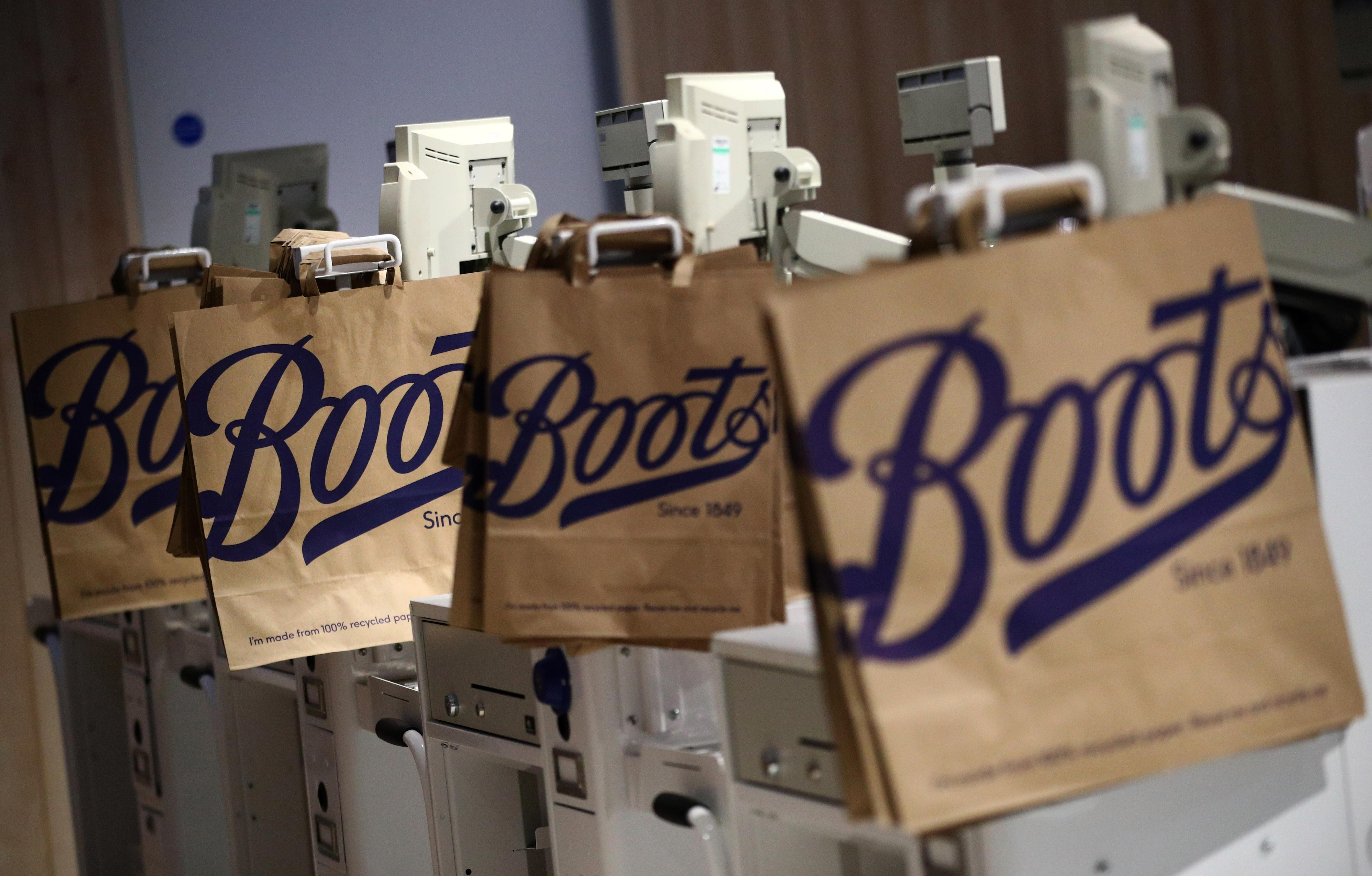 Storm clouds gathering over UK economy, warns retailer Boots