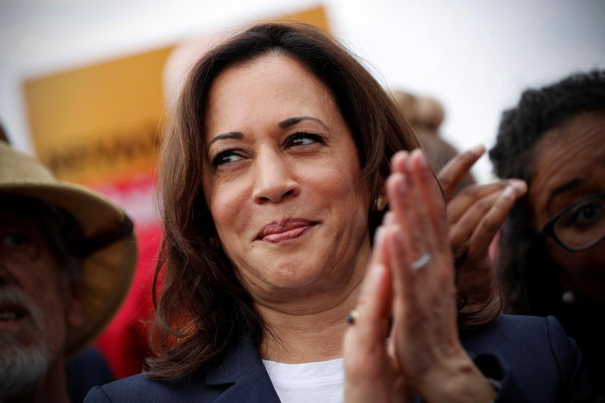 Record number of women candidates is changing dynamics of 2020 U.S. presidential race